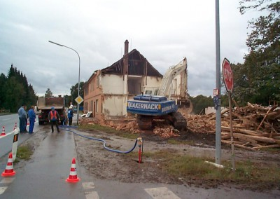 Bau Halle