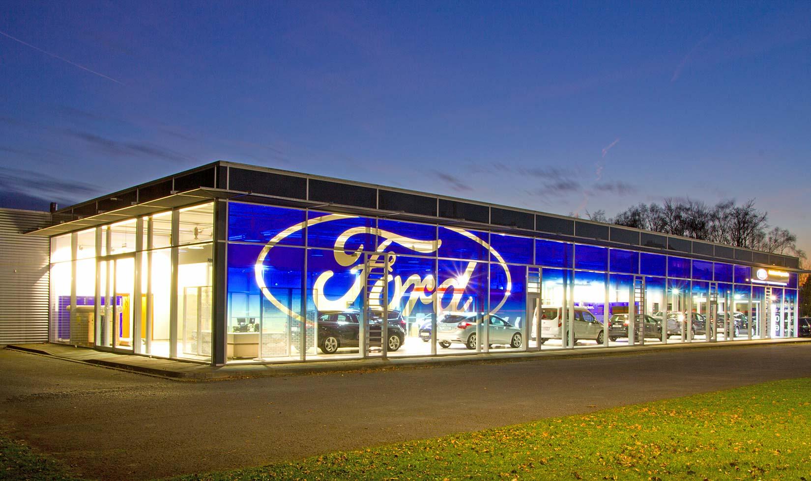 FordStore Hagemeier in Halle (Westfalen)