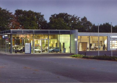 Betrieb Halle