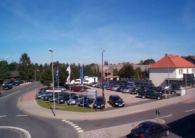 BetriebVersmoldGebrauchtwagenplatz