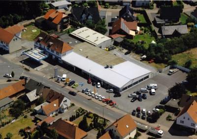 Betrieb Versmold Luftbild aus Mai 2010