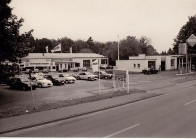Der Steinhagener Betrieb Ende der 80er Jahre