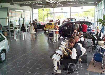Eröffnung Halle