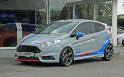Ford Fiesta ST200 Le Mans by FordStore Hagemeier