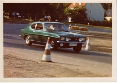 Ford Capri der Verkaufsschlager der 70er