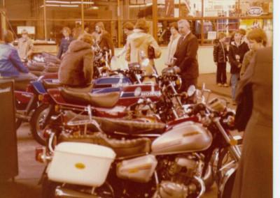 Große Freizeitschau 1972 (HondaMotorradausstellung)