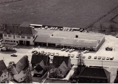 Luftbild Mitte der 60erJahre