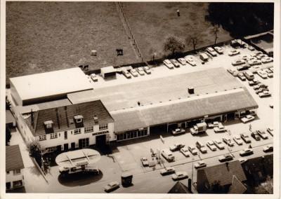 Mitte der 60er Jahre ist der Betrieb auf die heutige Größe ausgebaut