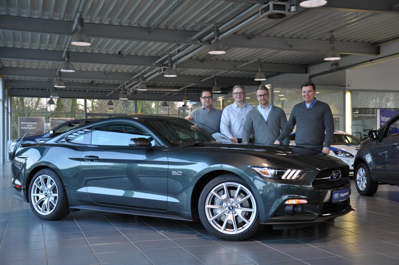 Unsere Ford MUSTANG Experten