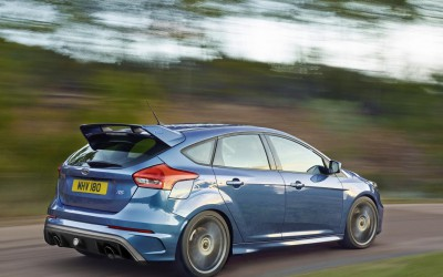 Ford FOCUS RS 4 x 4 kommt Anfang 2016