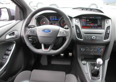 Ford Hagemeier Focus ST Details