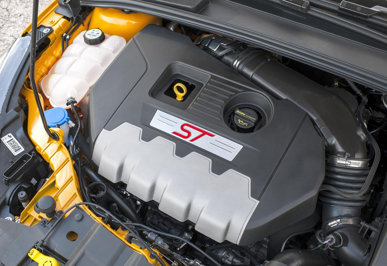 Ford FOCUS 2,0-Liter-EcoBoost Turbo-Direkteinspritzer