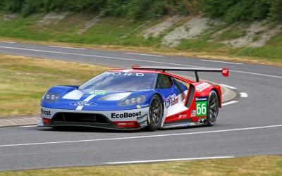 Ford GT – die Legende kehrt 2016 zurück nach Les Mans
