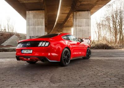 Ford Mustang Vorführwagen FordStore Hagemeier - Bilder von Keno Zache 05
