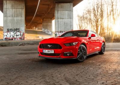 Ford Mustang Vorführwagen FordStore Hagemeier - Bilder von Keno Zache 06