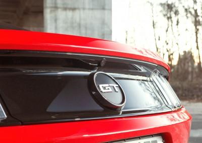 Ford Mustang Vorführwagen FordStore Hagemeier - Bilder von Keno Zache 07