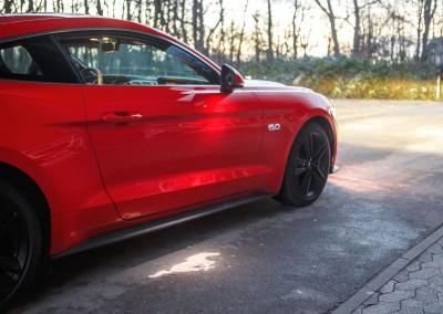 Ford Mustang Vorführwagen FordStore Hagemeier - Bilder von Keno Zache 10