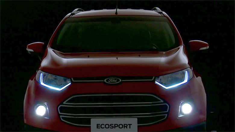 Ford ECOSPORT LED-Scheinwerfer