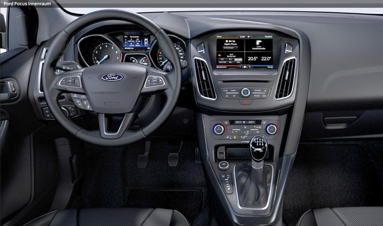 Ford FOCUS - Das Erfolgsmodell neu erfunden - Auto ...