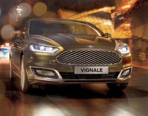 Der neue Ford MONDEO Vignale