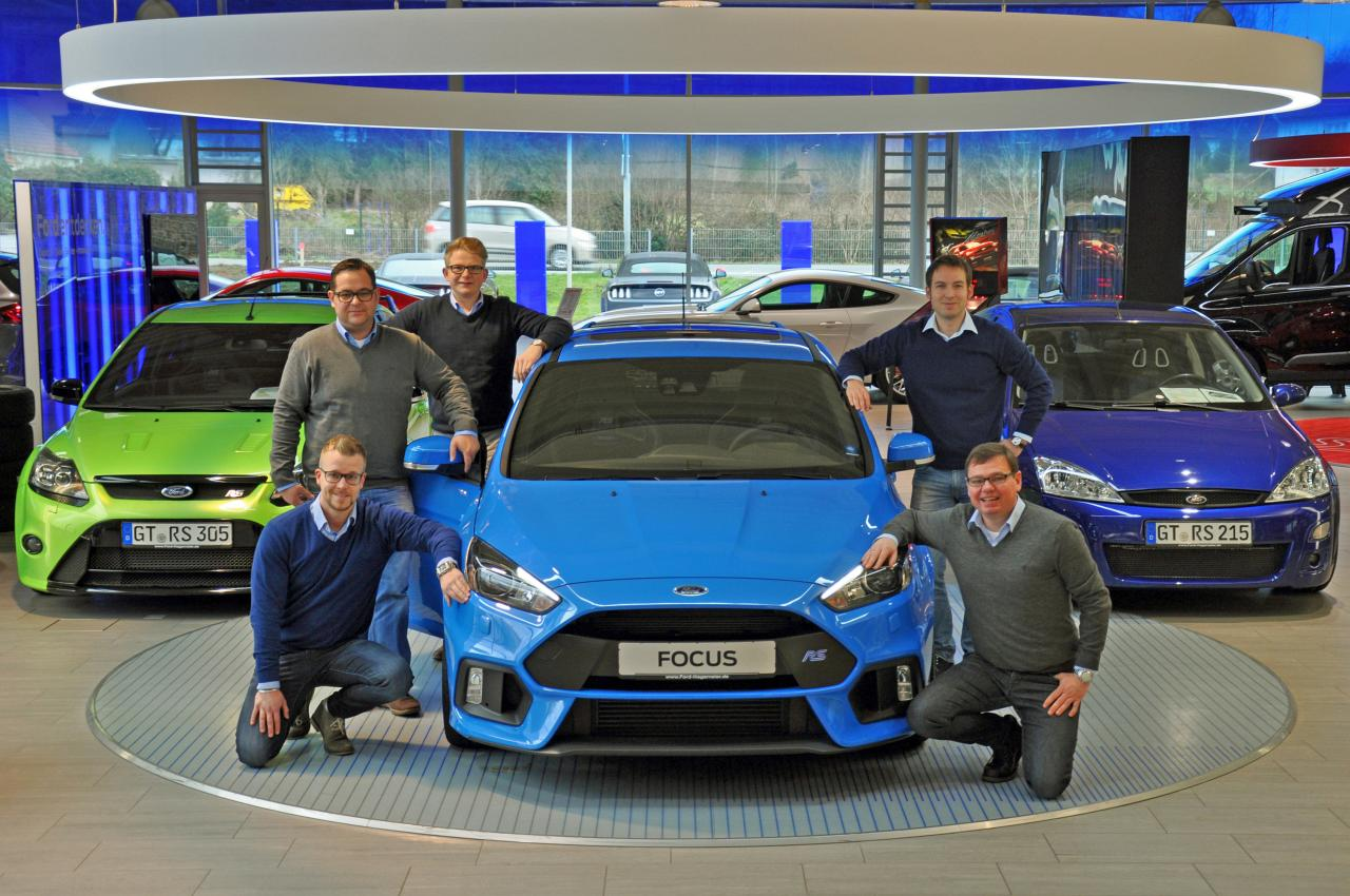 Ford Hagemeier Ford Focus RS 4x4