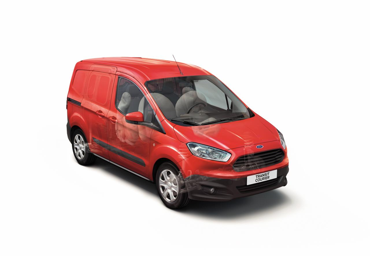ford transit courier spitze in verbrauch als. Black Bedroom Furniture Sets. Home Design Ideas