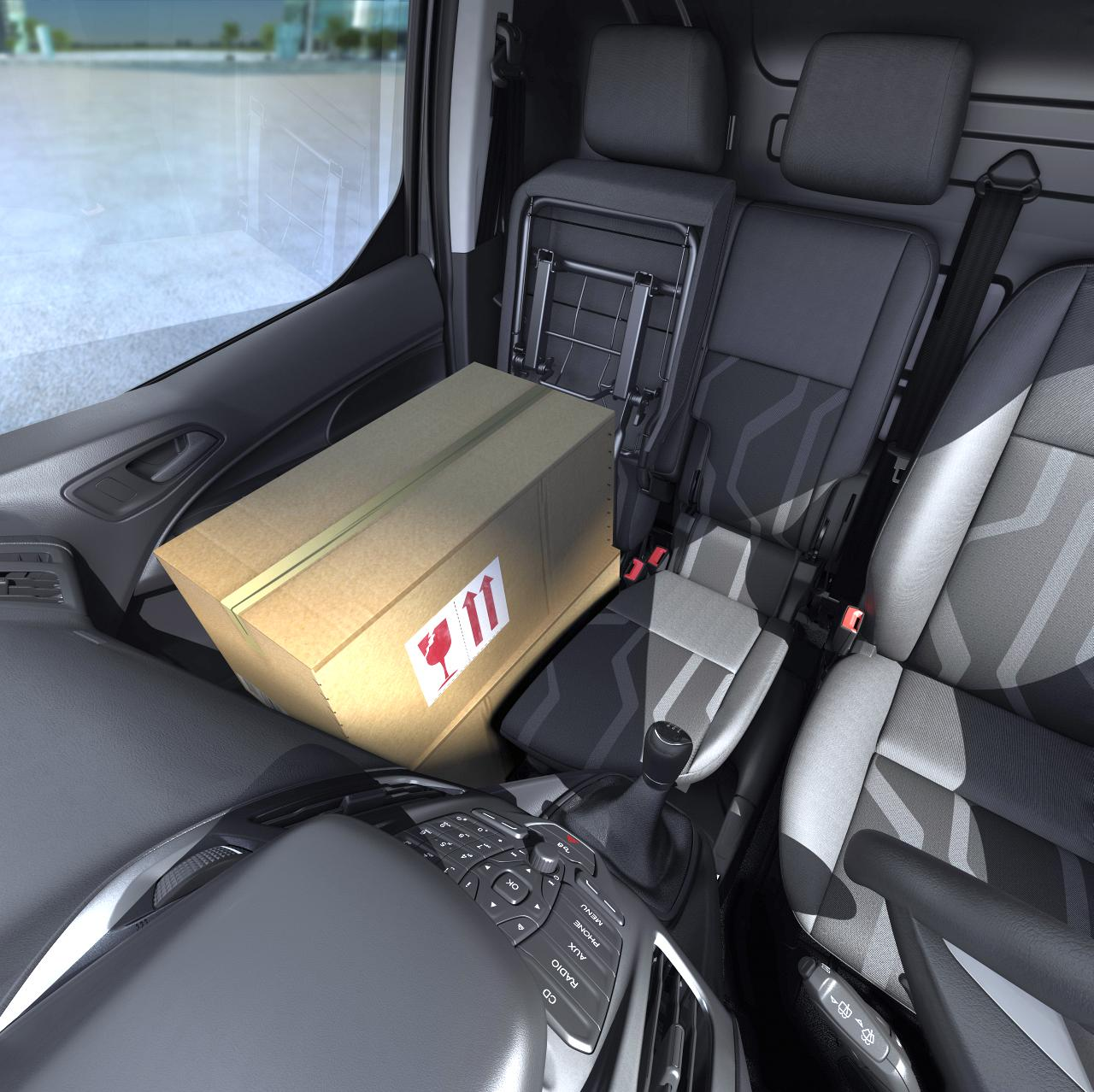 52 Ford Transit Connect 1 8td Swb: International Van Of The Year 2014