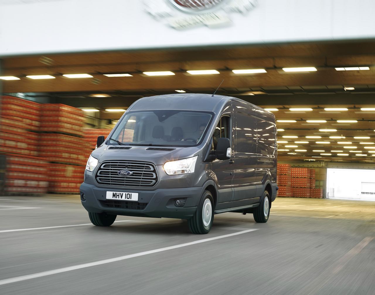 Ford TRANSIT - Günstige Service- und Reparaturkosten. Der Wagen soll rollen!