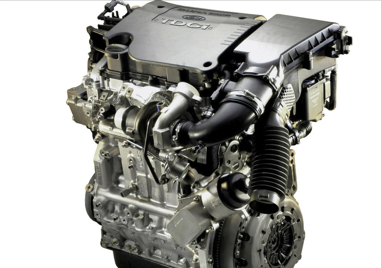 Ford TRANSIT - TDCi Motor