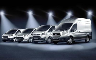 Ford Gewerbewochen – noch bis zum 31. Oktober profitieren