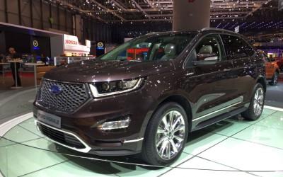 Drei neue Ford Vignale Modelle in Genf