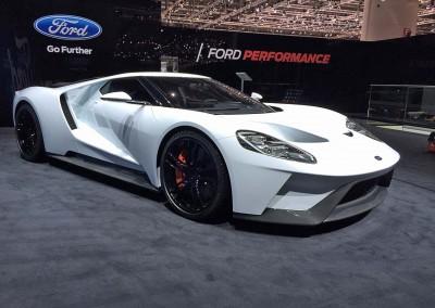 Ford GT auf dem Genfer Automobilsalon
