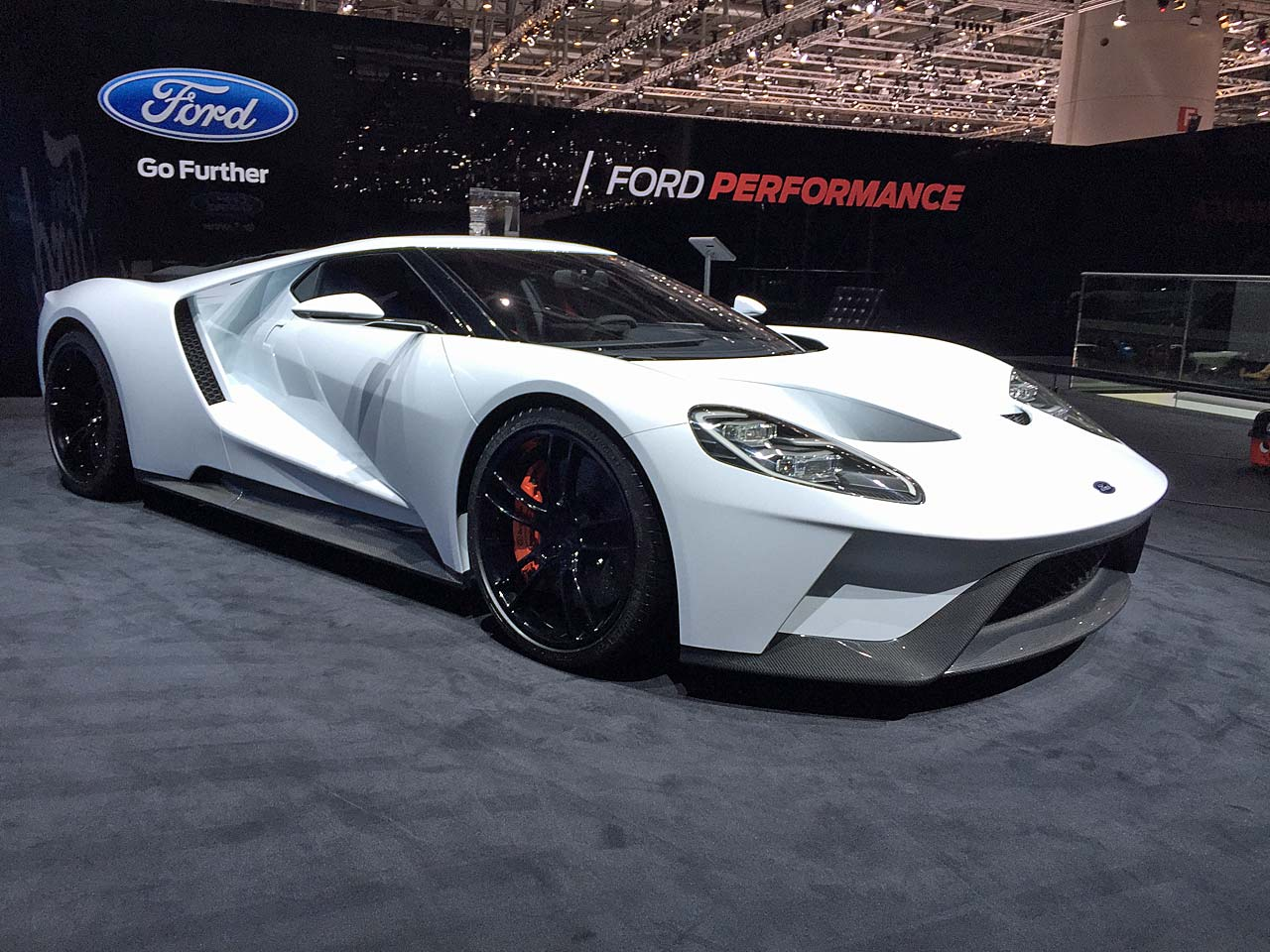 Ford GT ab 2016 bei Ford Hagemeier