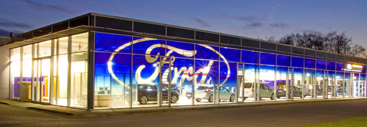 FordStore Halle
