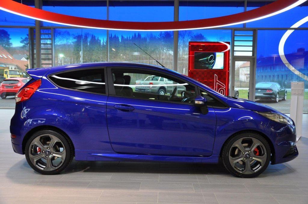 Ford Fiesta ST bei Ford Hagemeier