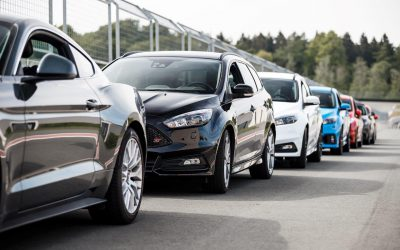 FordStore Hagemeier Driving Experience 1. Teil auf dem Bilster Berg