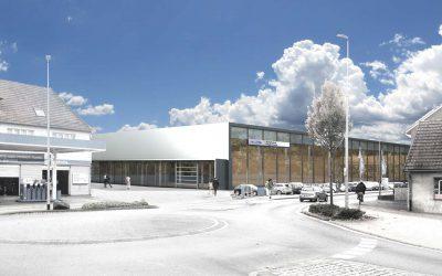 Ford Hagemeier rüstet sich mit Neubau in Versmold für die Zukunft