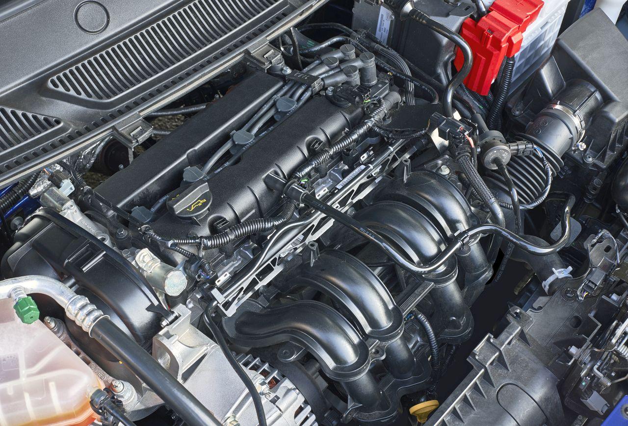 Ford KA + 1,2-l-Ti-VCT-Benzinmotor