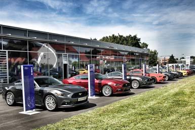 Hagemeier Ford Mustang XXL Store