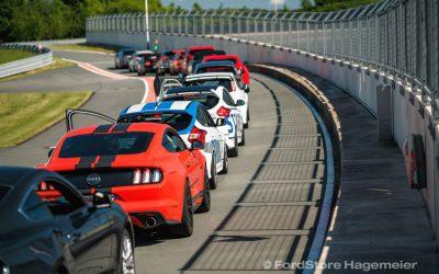 Das war ein Hammer Tag: FordStore Hagemeier Bilster Berg Driving Experience