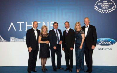 FordStore Hagemeier mit Chairman's Award  ausgezeichnet