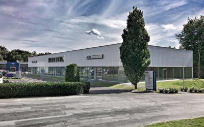 FordStore Hagemeier – Jetzt XXL in Halle (Westf.): Verdopplung der Ausstellungsfläche in Halle-Künsebeck