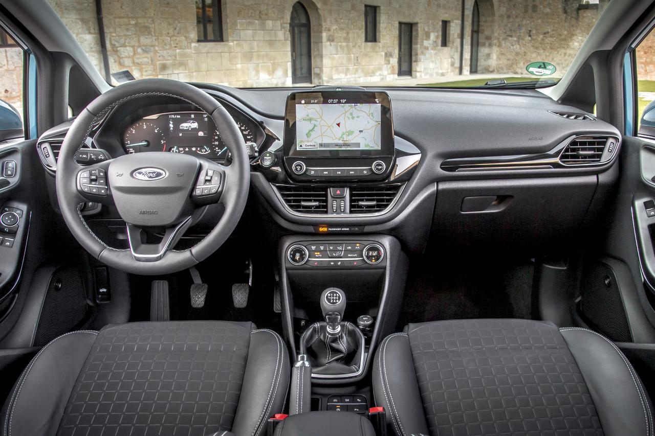 Ford Sync Technologie im Fiesta