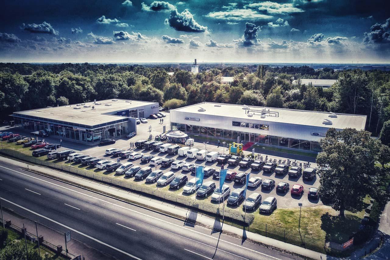 FordStore Hagemeier XXL Halle