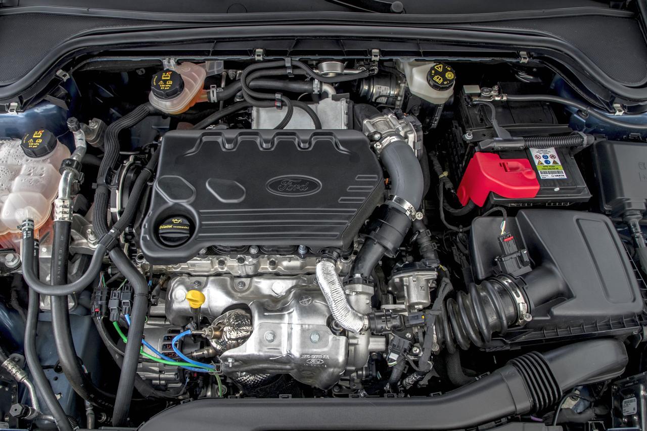 Der sparsame Ford Focus-EcoBoost als 1,0l und 1,5l Variante