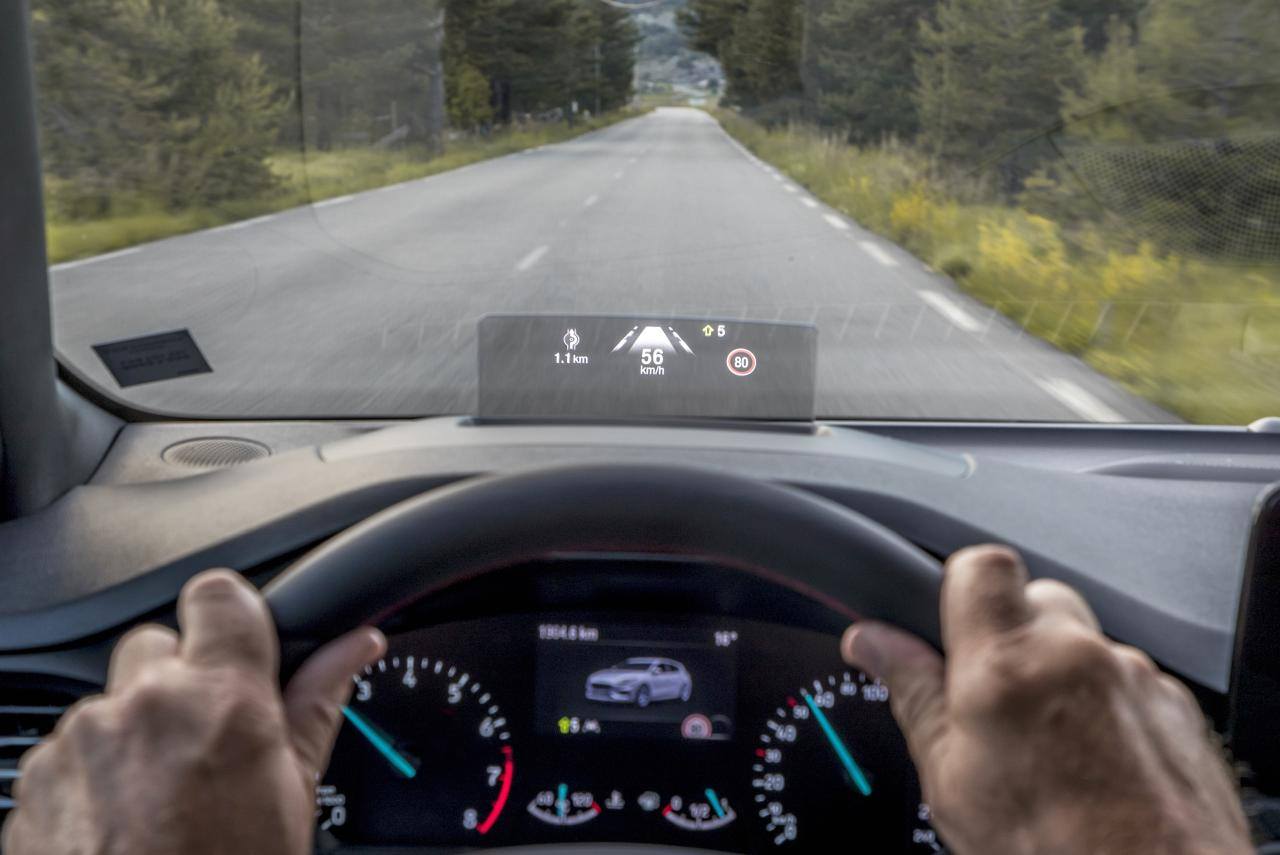 Ford FOCUS mit HeadUp Display