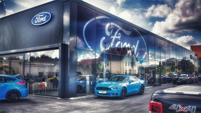 2 . Ford Performance Day am 29. Juni in Versmold
