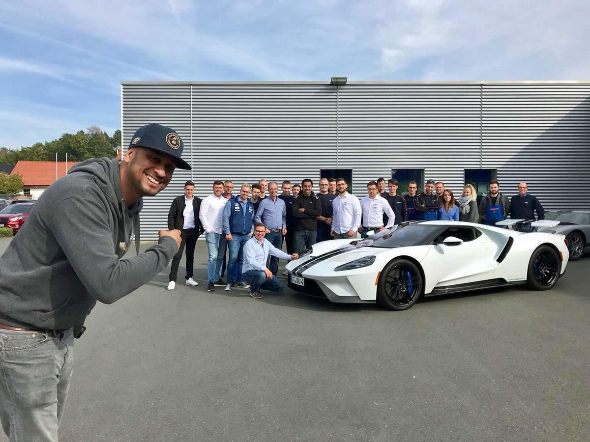 Performance Cars im FordStore Hagemeier - von JP empfohlen