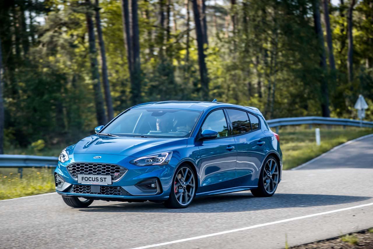 Der neue Ford Focus ST 2019
