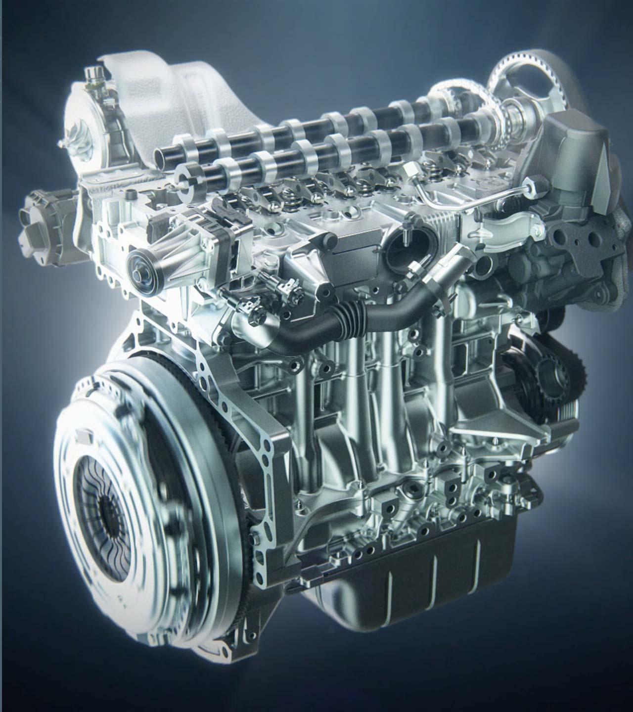 Ford FOCUS ST ECOblue Dieselmotor